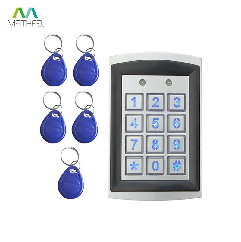 RFID Türöffner Passwort Code Zutrittskontrolle Codeschloss 125 kHz