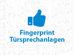 fingerprint-tuersprechanlagen