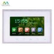 2-Draht-7Zoll-Monitor-touchscreen-weiss