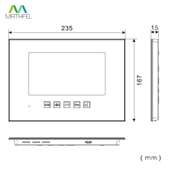7Zoll-monitor-spiegel