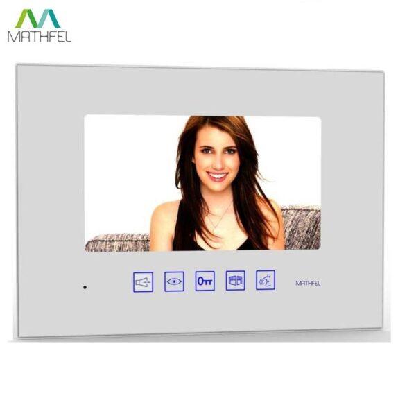 monitor with new logo mathfel