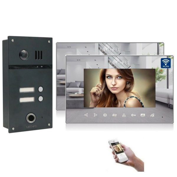 4 Draht Fingerprint 2 Monitore